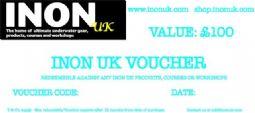 INON UK £100 Gift Voucher